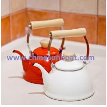 Bouilloire en émail de Sunboat épaississant le pot de thé de bouilloire d'induction de gaz