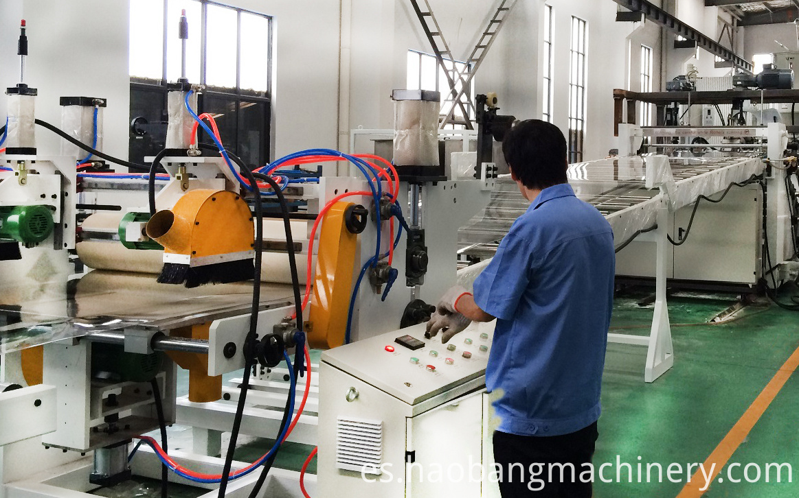 Acrylic Sheet Machine