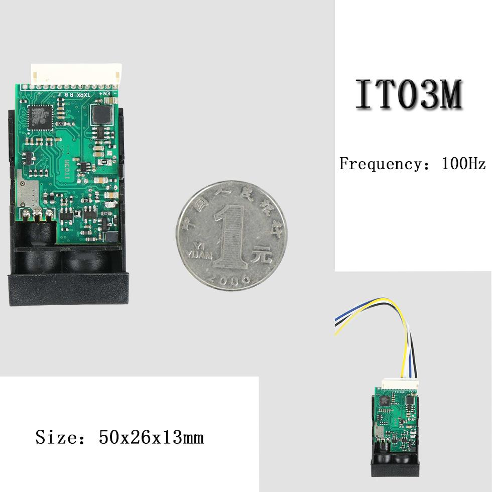 USART TOF Distance Measurement Modules