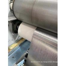 Línea de máquinas de pintura de revestimiento de aluminio