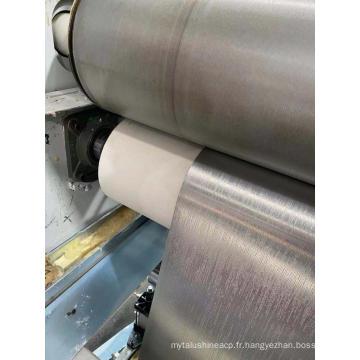 Ligne de machine de peinture de revêtement en aluminium