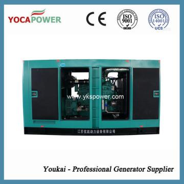 280kw Cummins Soundproof Electric Diesel Generator