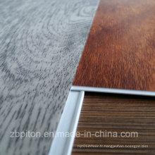 Revêtement de vinyle de Mpc de matériau vierge imperméable