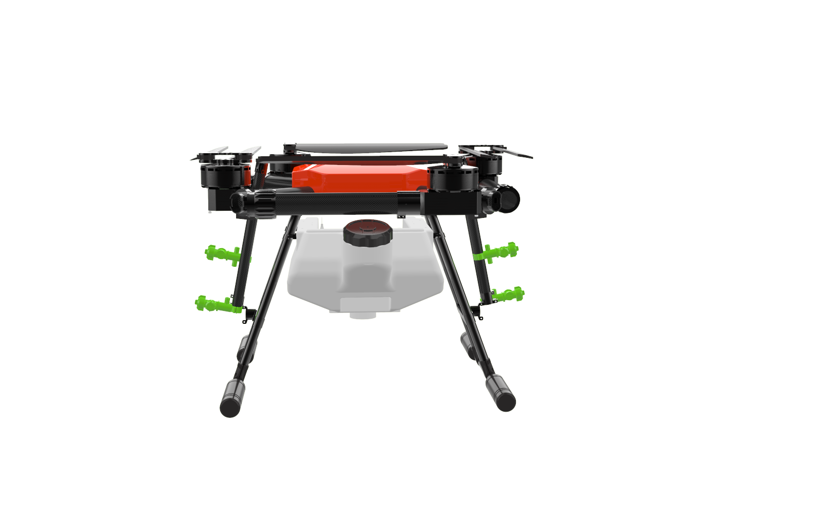 10L foldable spraying system
