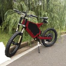 Bicicleta eléctrica Enduro Bicicleta eléctrica Super 5000 Watt