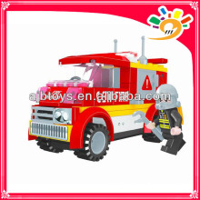 96 pieces block toy,plastic car block toy for sale