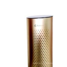 Marcos de aluminio anodizado y procesado para filtro de aire.