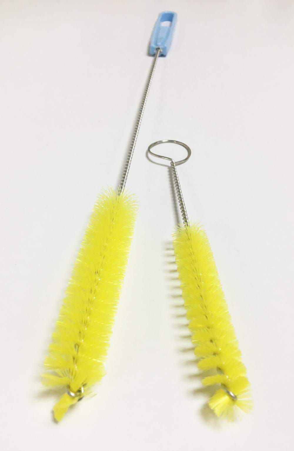 Percell Tube Tube Brush - Set di 2