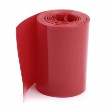 Douille de rétrécissement de la chaleur de PVC de vinyle d'OEM de services pour la batterie de couverture
