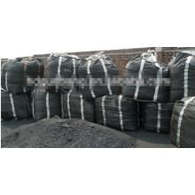 Carvão Tar Pitch Lumps Jumbo Bag, saco de recipiente