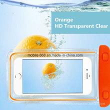 Fluorescence Night Light Waterproof Bag for iPhone/ Samsung/ HTC/ Blackberry