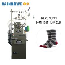 Machines à tricoter à chaussettes automatiques entièrement informatisées à bas prix pour fabriquer des chaussettes