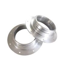 Processamento de fundição de revestimento de impulsor de bomba de alumínio