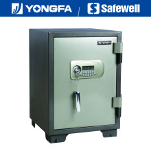 Yongfa 77cm Height Ale Panel Electronic Fireproof Safe with Handle
