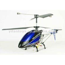 Grande & mais novo Cavalo duplo 9118 2.4G 3CH Helicóptero de Controle de Rádio com Giroscópio