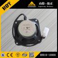 Haut-parleur de cabine d'excavatrice PC200-7 08910-10000