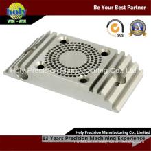 Edelstahl-CNC-Fräsdienstleistungen für elektrische Instrumente
