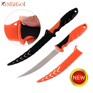 Profession New Fish Fillet Knife Sharp Sharp Fishing Knife