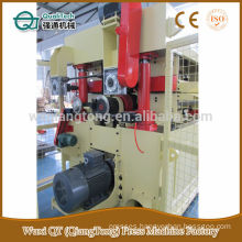 HPL back sanding machine/ wide belt double head sanding machine