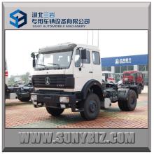 270HP Beiben 4X2 Traktor Head Truck