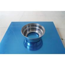 Pièces de filage de matériel en métal et exportateur filé en métal