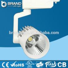 Fabricante 20W 30W iluminação conduzida comercial conduziu a iluminação da trilha para a loja de roupa