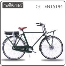 MOTORLIFE / OEM EN15194 HEIßER VERKAUF 36 v 250 watt 700 C männlichen fracht e-bike