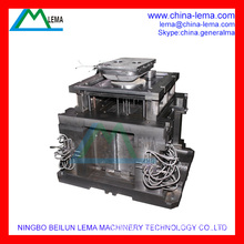 Aluminum low pressure casting mould