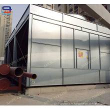 Tour de refroidissement ouverte en acier 231Ton pour le refroidissement par eau de process