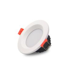 Luminária embutida LED RGBW inteligente com controle APP
