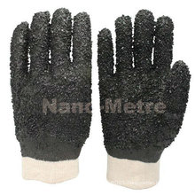 NMSAFETY roughneck PVC safety gloves
