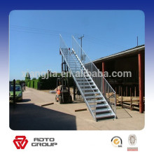 prefab outdoor steel structure stairs