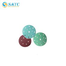 SATC - disco de lixar de fixação quadrada de gancho e laço com alta qualidade e bom preço
