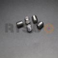 Parafuso de fixação de soquete sem cabeça de aço inoxidável SS304 SS316