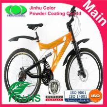 Automobilfarbe für Mountainbike