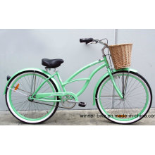 Lady′s Beach Cruiser Bicycle