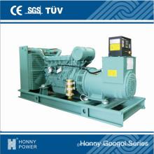 50Hz 1000rpm Googol Low Speed Generator 200kw/250kVA (HGM275)