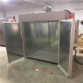 Forno industrial elétrico vertical de porta dupla