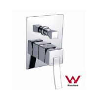 Made in China Mezclador de ducha de latón con desviador (HD4151)