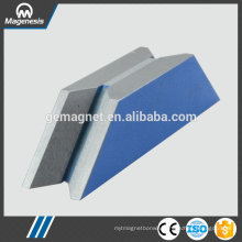 China gold manufacturer customized switch welding magnet