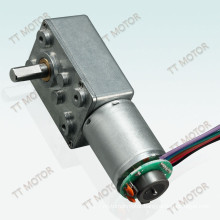 TWG3246-370CA electric motor dc 12v geared motor with encoder