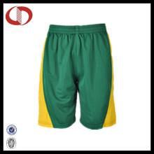 Design de calça profissional de basquete para homem