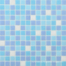 Mosaico decorativo del mosaico de cristal mezclado del mosaico de 20 * 20m m