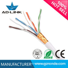 Guangzhou cat5e network cable ftp professional manufacturer
