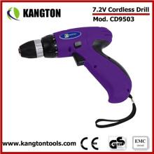 Mini 7.2V Battery Cordless Drill (KTP-CD9503)