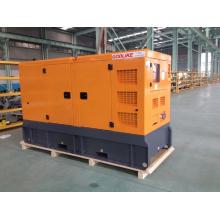85kVA/генератор Volvo Тепловозный комплект генератора 68kw комплект с приложением Звукоизоляционную сень (TAD530GE)