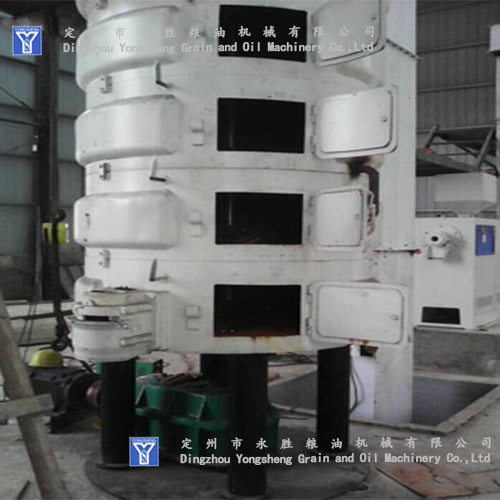 corn germ oil milling machine
