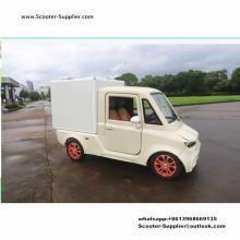 Caminhão pequeno carrinho para churrasco elétrico carrinho de entrega de alimentos