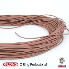 Кольцевой шнур Dupont Brand O в коричневом цвете