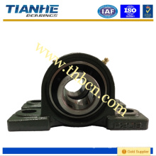 low friction pillow block bearing for agriculture machinery